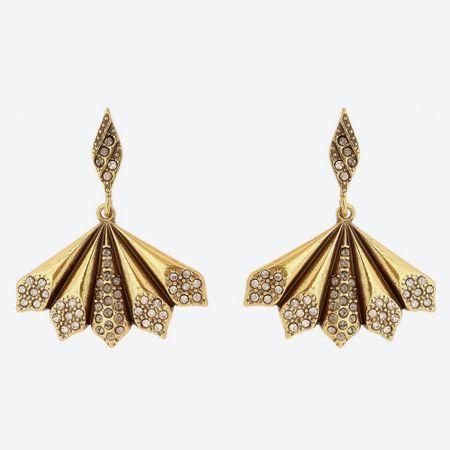 Brinco Design El Dorado Ouro